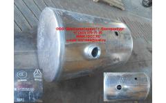 Бак топливный 380литров круглый H2/H3 фото Комсомольск-на-Амуре