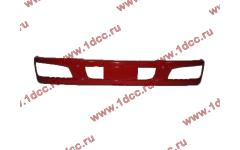 Бампер F красный пластиковый для самосвалов фото Комсомольск-на-Амуре