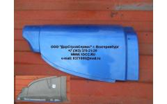 Обтекатель кабины левый HANIA синий фото Комсомольск-на-Амуре